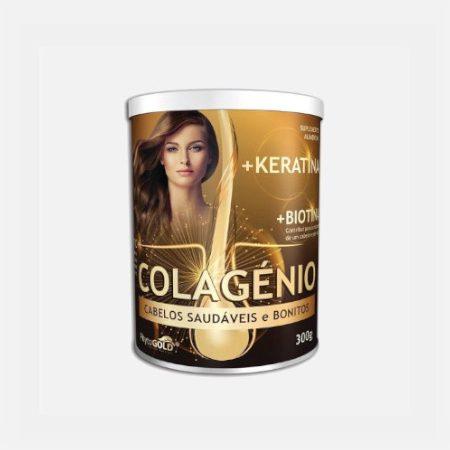 Colagenio Cabelos – 300g – Phytogold