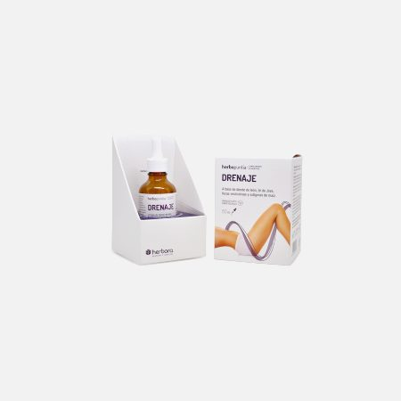 Drenador Herbopuntia – 50 ml – Herbora