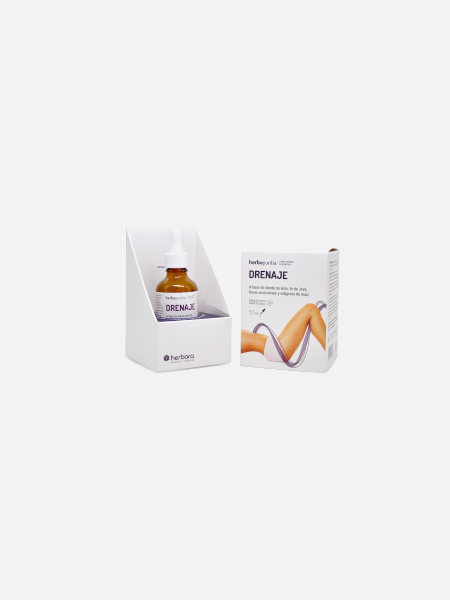 Drenador Herbopuntia - 50 ml - Herbora