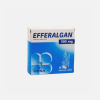 Efferalgan 500mg - 16 comprimidos efervescentes - Perrigo