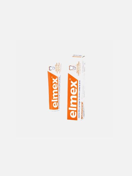 Elmex anti-cáries - 75 ml - Perrigo