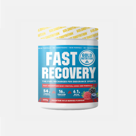Fast Recovery Frutos Silvestres – 600g – Gold Nutrition
