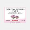 Digestial Enzimas Plus - 30 cápsulas - Integralia