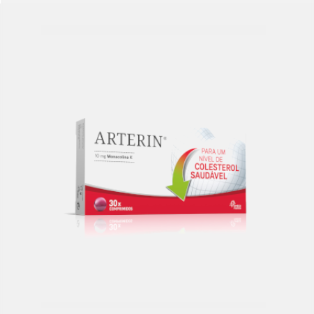 Arterin – 30 Comprimidos – Perrigo
