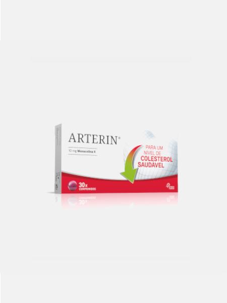 Arterin - 30 Comprimidos - Perrigo