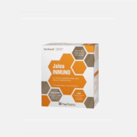 JALEA INMUNO – 15 ampolas – Herbora