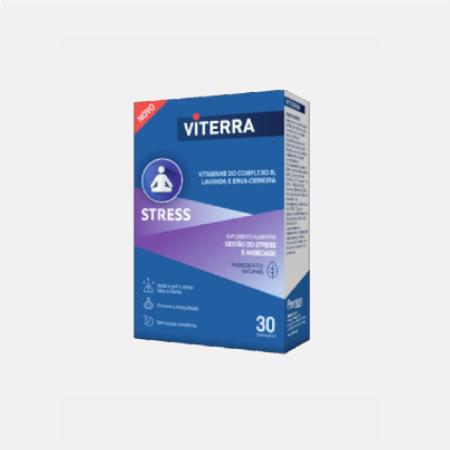 Viterra Stress – 30 comprimidos – Perrigo
