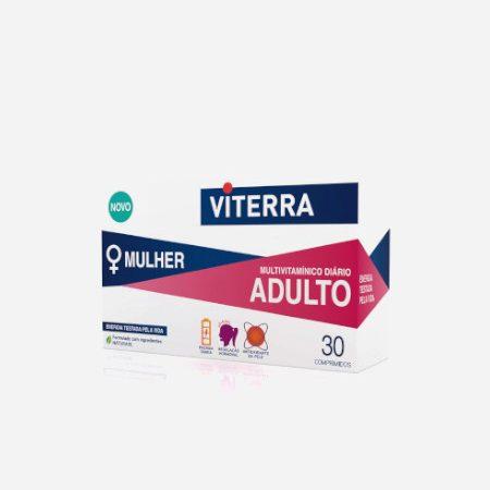 Viterra Mulher – 30 Comprimidos – Perrigo
