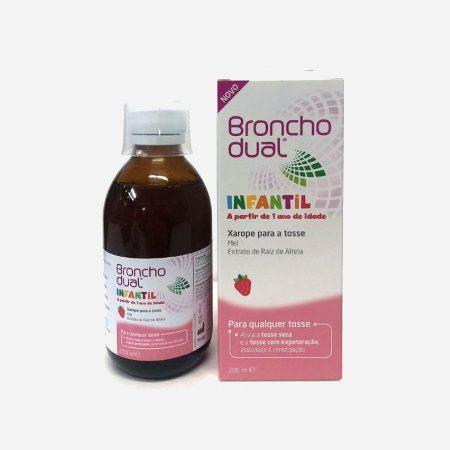 Bronchodual Infantil – 200 ml – Perrigo