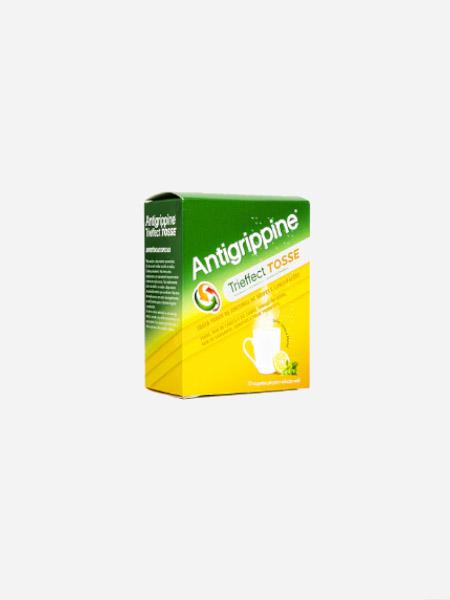Antigrippine Trieffect tosse - 10 saquetas - Perrigo