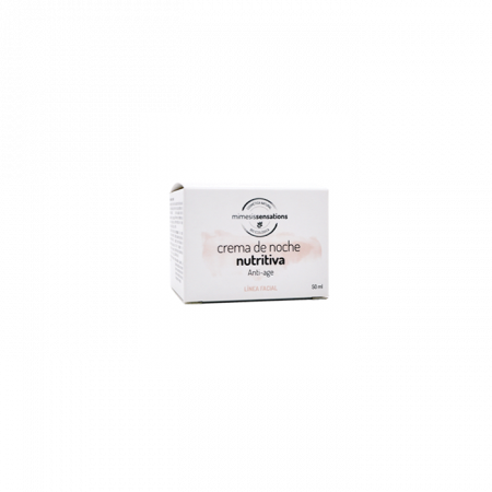 Creme de noite Nutritivo (Anti-Aging) Bio – 50 ml – Herbora