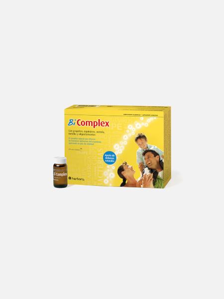 BiComplex -  20 ampolas  - Herbora