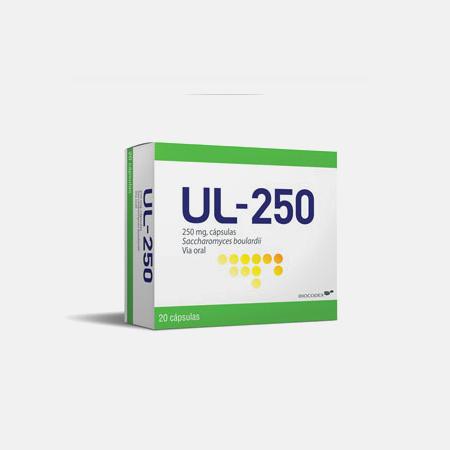 UL-250 – 20 cápsulas – Biocodex