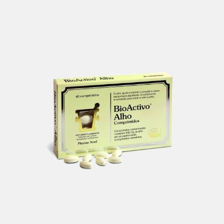 BioActivo Alho – 60 comprimidos – Pharma Nord