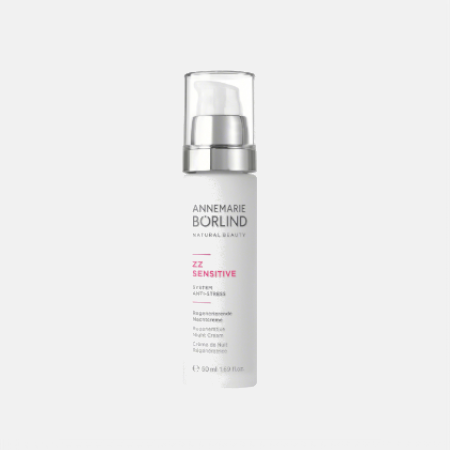 ZZ Sensitive Regenerative Night Cream – 50ml – AnneMarie Borlind