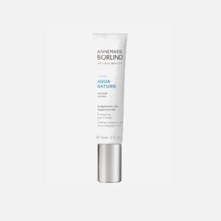 Aquanature Plumping Eye Cream – 15ml – AnneMarie Borlind