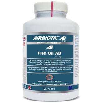 FISH OIL AB 1200mg -180 cap – AIRBIOTIC