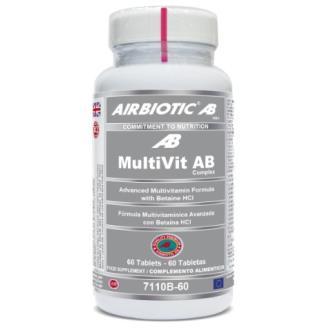 MULTIVITAMINA AB complex – 60comp – AIRBIOTIC