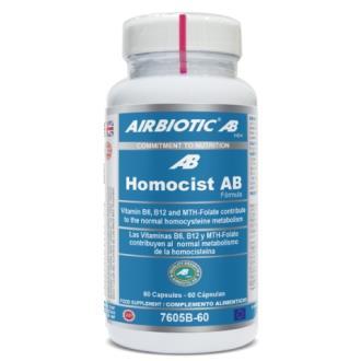 HOMOCISTEINA AB complex - 60cap - AIRBIOTIC