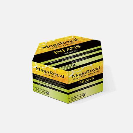 Mega Royal Infans – 20 ampolas- DietMed