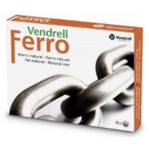 VENPHARMA FERRO plus (EGAVIT FERRO) 60comp.