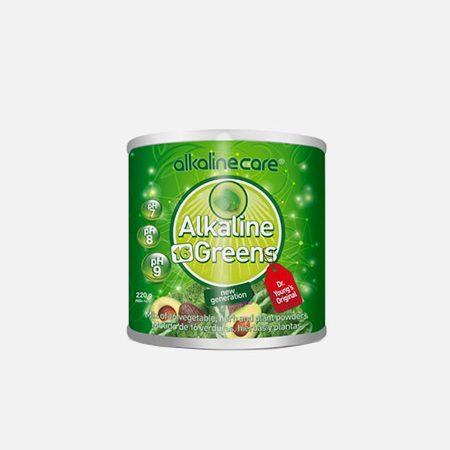 Alkaline 16 Greens – 220g – Alkaline Care