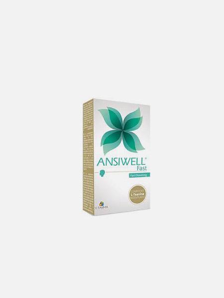 Ansiwell Fast - 30 comprimidos - Y-Farma