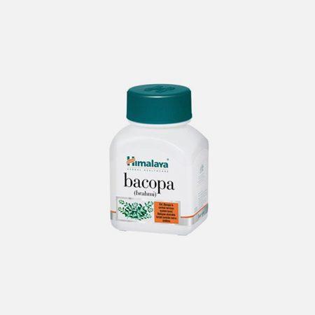 Bacopa (Brahmi) – 60 cápsulas – Himalaya