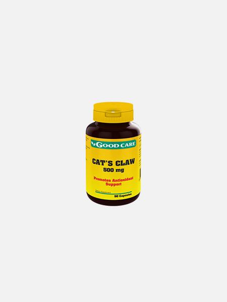 Cat's Claw unha de gato - 90 cápsulas - Good Care