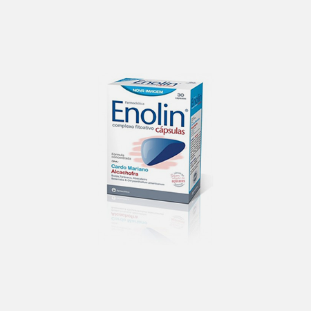 Enolin Capsulas – 30 cápsulas – Farmodiética