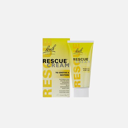 Florais de Bach Rescue Cream – 50ml – Bach-Biotop