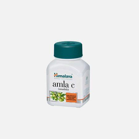 Herbals AMLA C (Amalaki) – 60 cápsulas – Himalaya