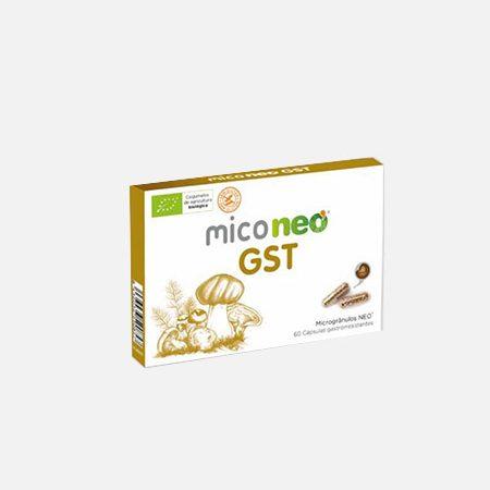 Mico Neo GST – 60 cápsulas – Nutridil