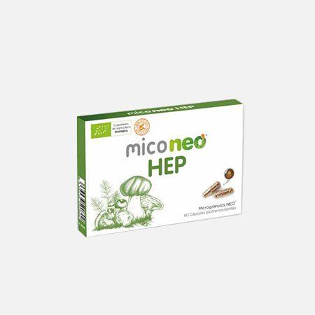 Mico Neo HEP – 60 cápsulas – Nutridil
