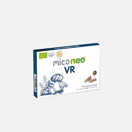 Mico Neo VR – 60 cápsulas – Nutridil