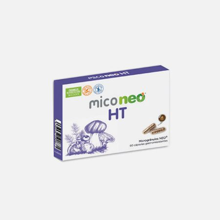 Mico Neo HT – 60 cápsulas – Nutridil