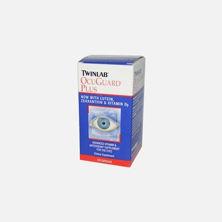 Ocuguard Plus – 60 capsulas – Twinlab