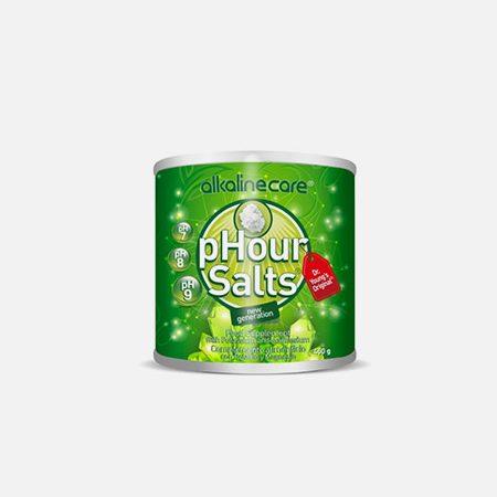 PHour Salts 500gr  Alkalinecare