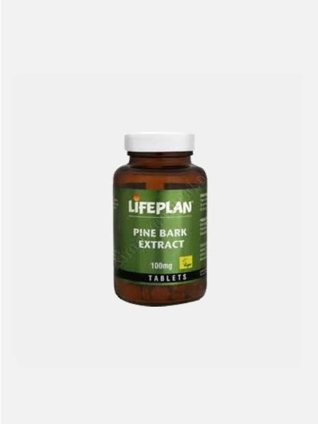 Pine Bark Extract - 30 comprimidos - Lifeplan