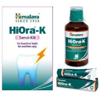 HIORA-K SENSI-KIT DIENTES SENS. dentifrico+enjuage