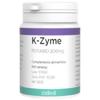 K-ZYME 100comp.