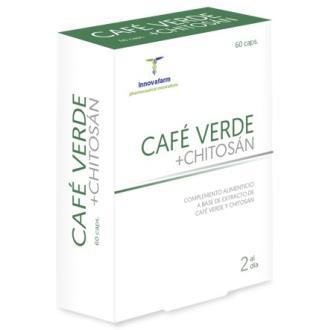 CAFE VERDE y CHITOSAN 60cap.