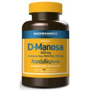 D-MANOSA arandabin forte 60cap.