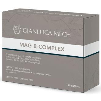 MAG B-COMPLEX 20sbrs.