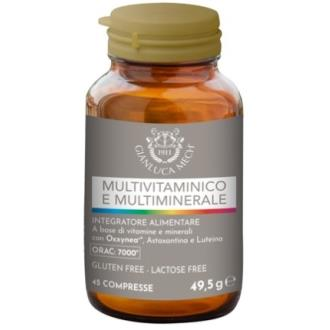 MULTIVITAMIN AND MULTIMINERAL 45comp.