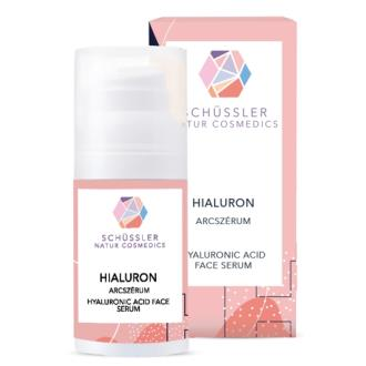 SCHUSSLER NATUR serum facial ac. hialuronico 30ml.