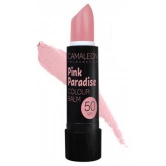 CAMALEON COLOUR BALM pink paradise SPF50 4gr.