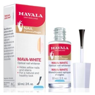MAVALA MAVA-BLANCO locion antimanchas uñas 10ml.