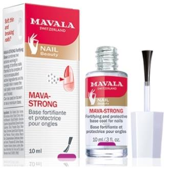 MAVALA MAVA-STRONG fortalecedor uñas blandas 10ml.