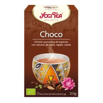 YOGI TEA CHOCOLATE 17infusiones